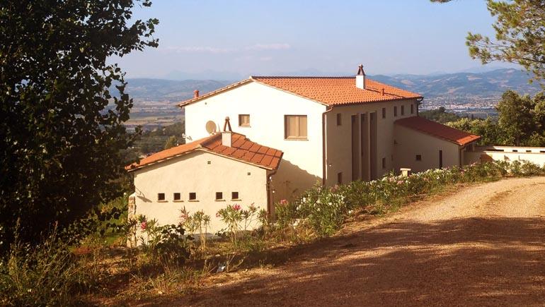 Casa Montemerlino